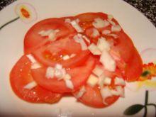 Surówka z pomidora