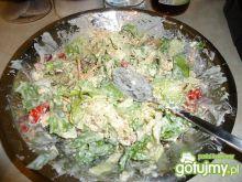 Surówka z sałaty 3