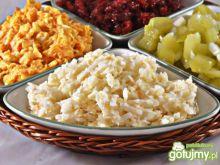 Surówka z selera i jabłka do obiadu