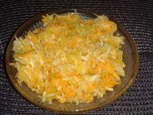 Surówka z selera i ogórka kiszonego