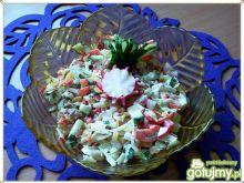 Surówka z selera,papryki i fig suszonych