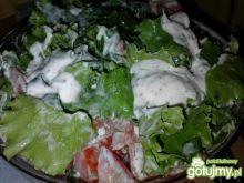 Surówka z sosem jogurtowym Zub3r'a