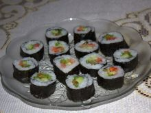 Sushi bez surowizny
