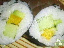Sushi – maki  bezrybne