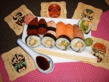 Sushi - moja wersja japońskiego dania