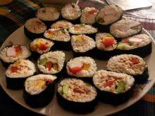 Sushi na sposób domowy