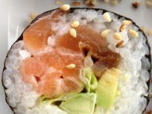 Sushi - proste i smaczne.