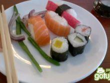 Sushi receptury z łososia najprostsze