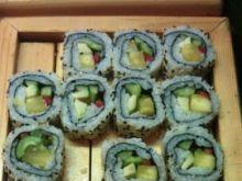 Sushi - Uramaki