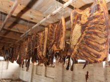 Suszone mięso - to dopiero rarytas