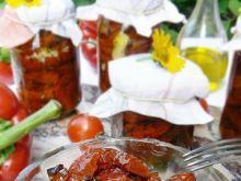 Suszone pomidory domowe