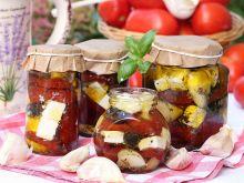 Suszone pomidory po grecku