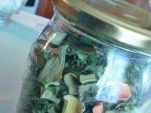 Suszone warzywa – domowa vegeta