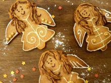 Świąteczne ciasteczka cynamonowe (aniołki)