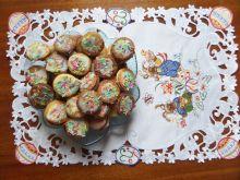 Świąteczne ciastka przekładane marmoladą