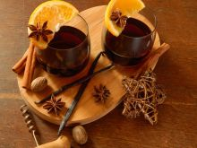 Świąteczne grzane wino