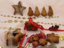 Świąteczne pierniczki prezentowe