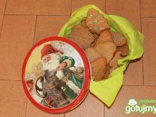 świąteczne pierniczki wg agatal