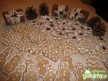 świąteczne pierniczki wg aginaa