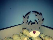 Świąteczne rurki z kremem mascarpone