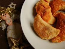 Świątecznie pierożki z mięsem mielonym i grzybami