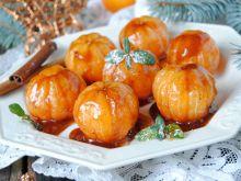 Świąteczny deser mandarynkowy