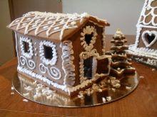 Świąteczny domek