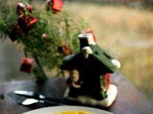 Świąteczny omlet