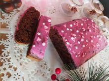 """Świąteczny """"piernik"""" buraczany bez cukru"""