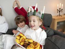 Święta Łucja - szwedzki dzień światła