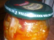 Świetna sałatka z fasoli szparagowej