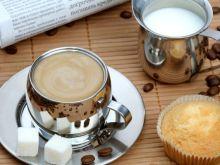 Świeża i aromatyczna kawa