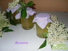 Syrop z kwiatów dzikiego bzu