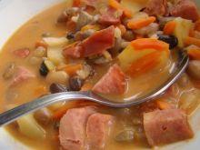 Syta zupa z fasolki