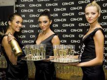 Szampan Cin&Cin na Fashion Week