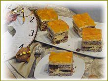 Szampańskie bakaliowe ciasto