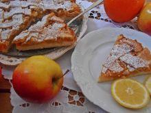 Szarlotka z pomarańczami