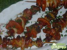 Szaszłyki grillowe