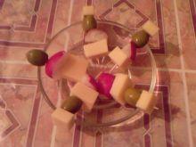 Szaszłyki serowe