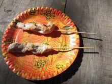 Szaszłyki z kurczaka