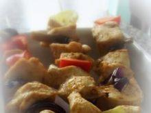 Szaszłyki z piekarnika 2