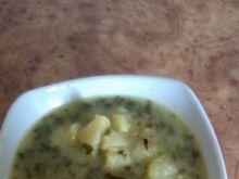 Szczawiowa z jajkiem i ziemniakami