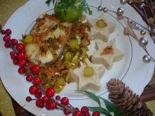 Szczupak z gruszkowo-selerowym puree