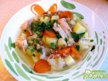 Szczupakowa zupa