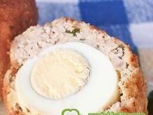 Szkockie jaja w mięsie mielonym