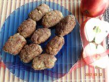 Sznycelki z jabłkiem i ziemniaczkiem