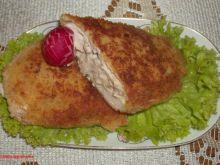 Sznycle z kurczaka z orzechami