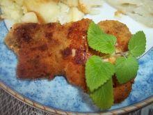 Sznycle z udek z kurczaka z curry