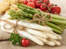 Wartości odżywcze szparagów