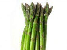 Szparagi zapiekane z parmezanem